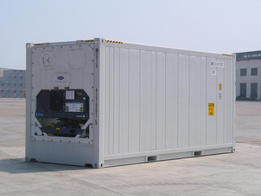 Container reefer - 20 pés