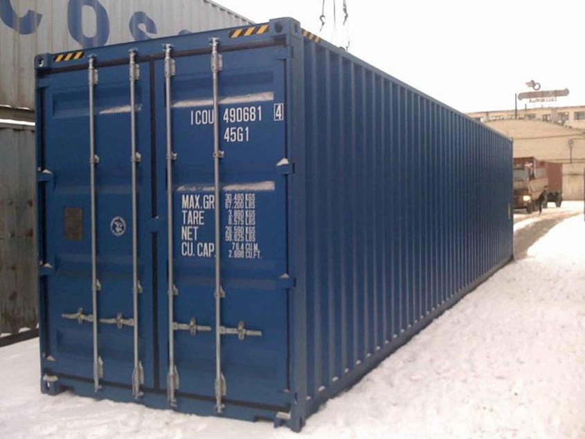 Container HC 20 pés