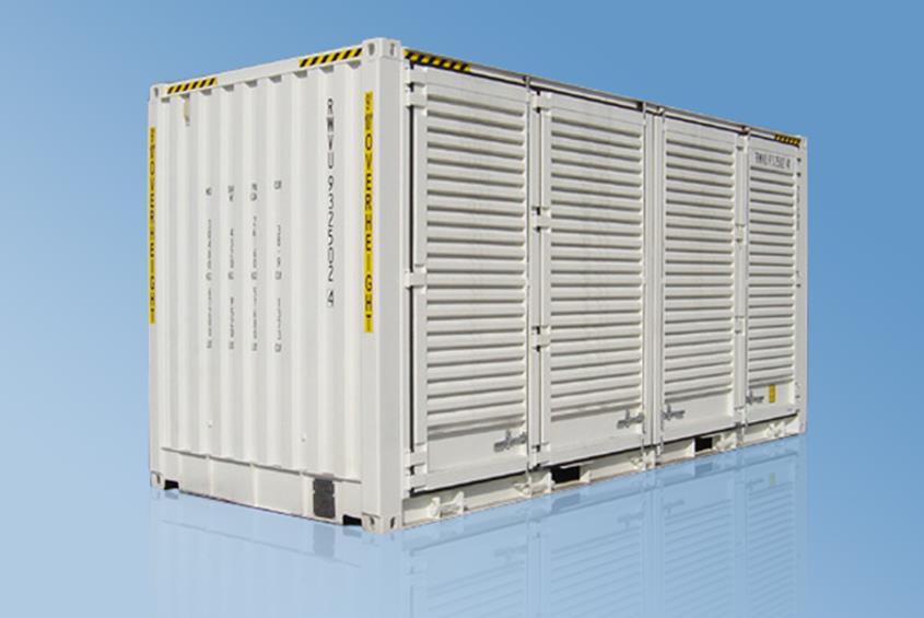 container ventilado 20pés miranda container