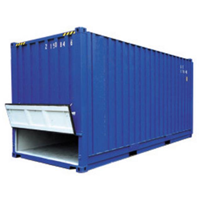 container bulk 20pés miranda container