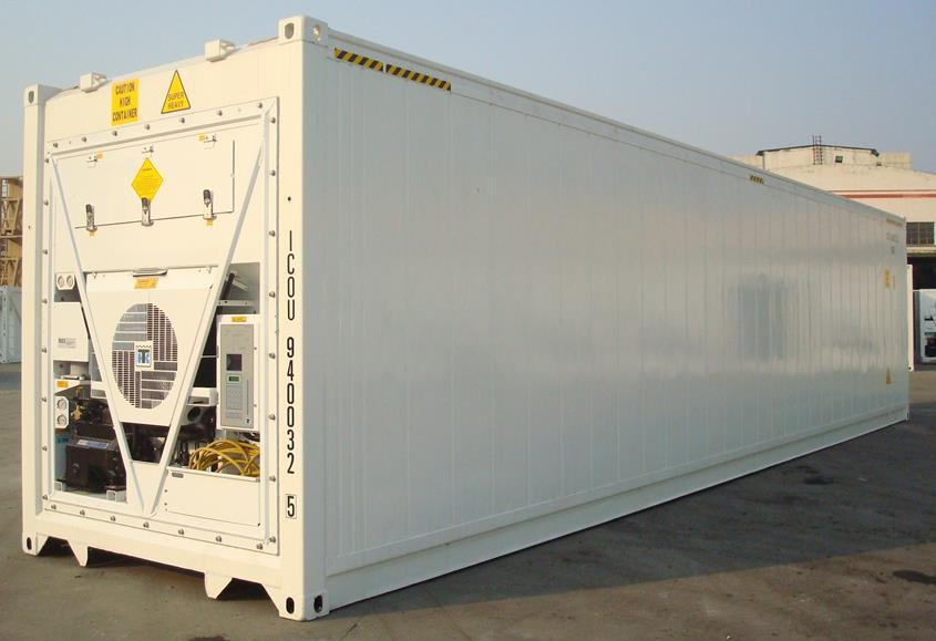 Container reefer refrigerado 40pés