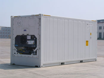 Container-reefer