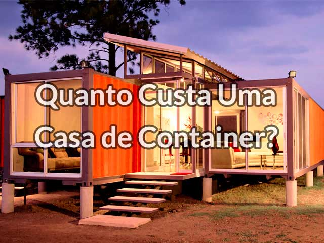 Quanto custa uma casa container miranda container for Casa in container