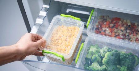 refrigeração de alimentos